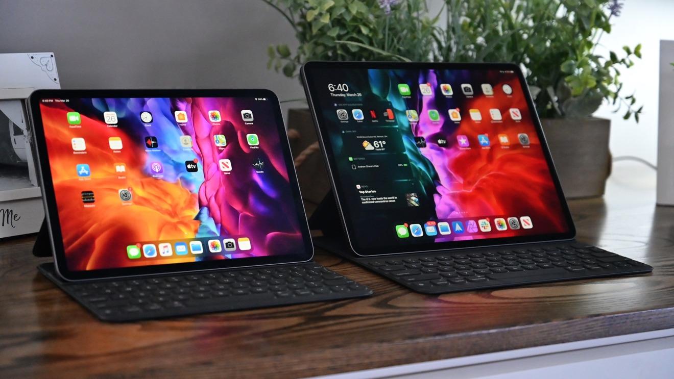 iPad Prо в двух вариантах:11 дюймов 12,9 дюймов