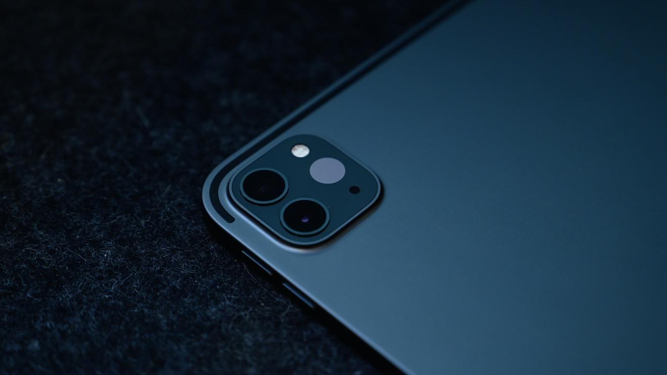 Новый модуль камеры на iPad 2020 Pro