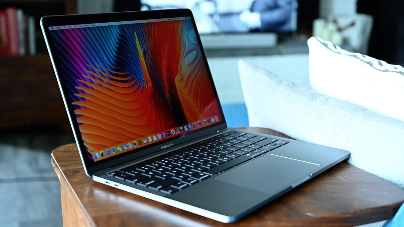 Новый 13-дюймовый MacBook Pro
