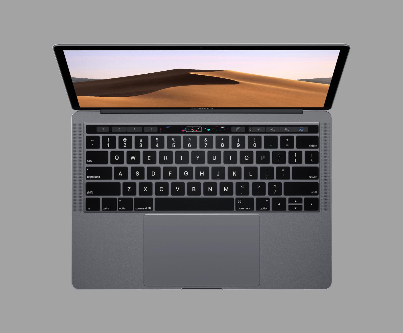 MacBook Pro 15 MR932RU/A Space Grey