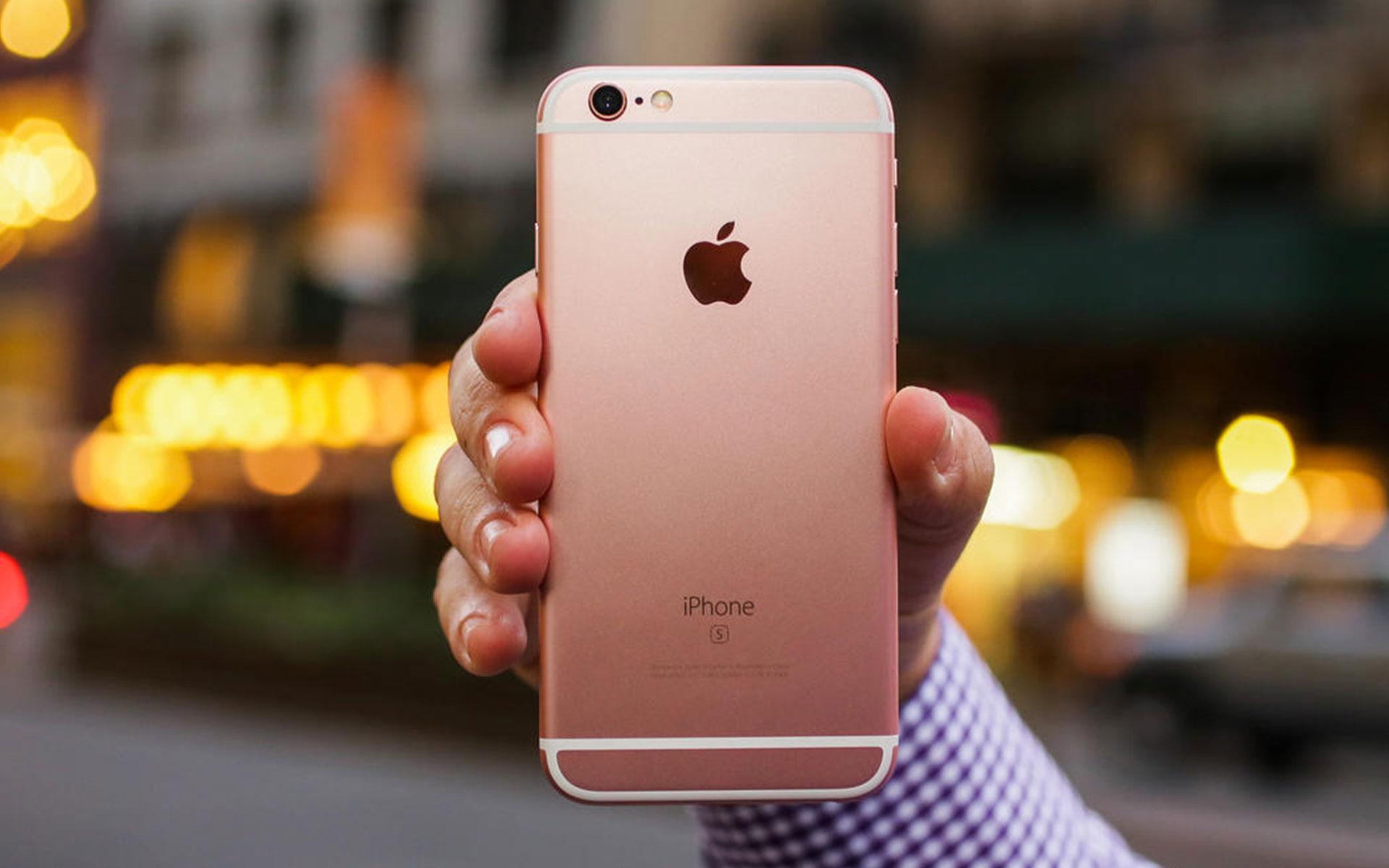 iPhone 6 на iOS 8