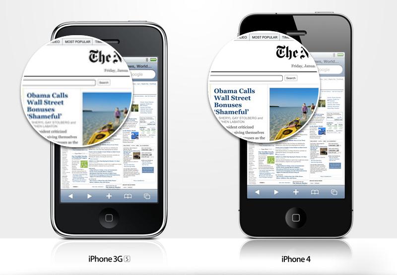 iPhone 5S получит рекордное разрешение