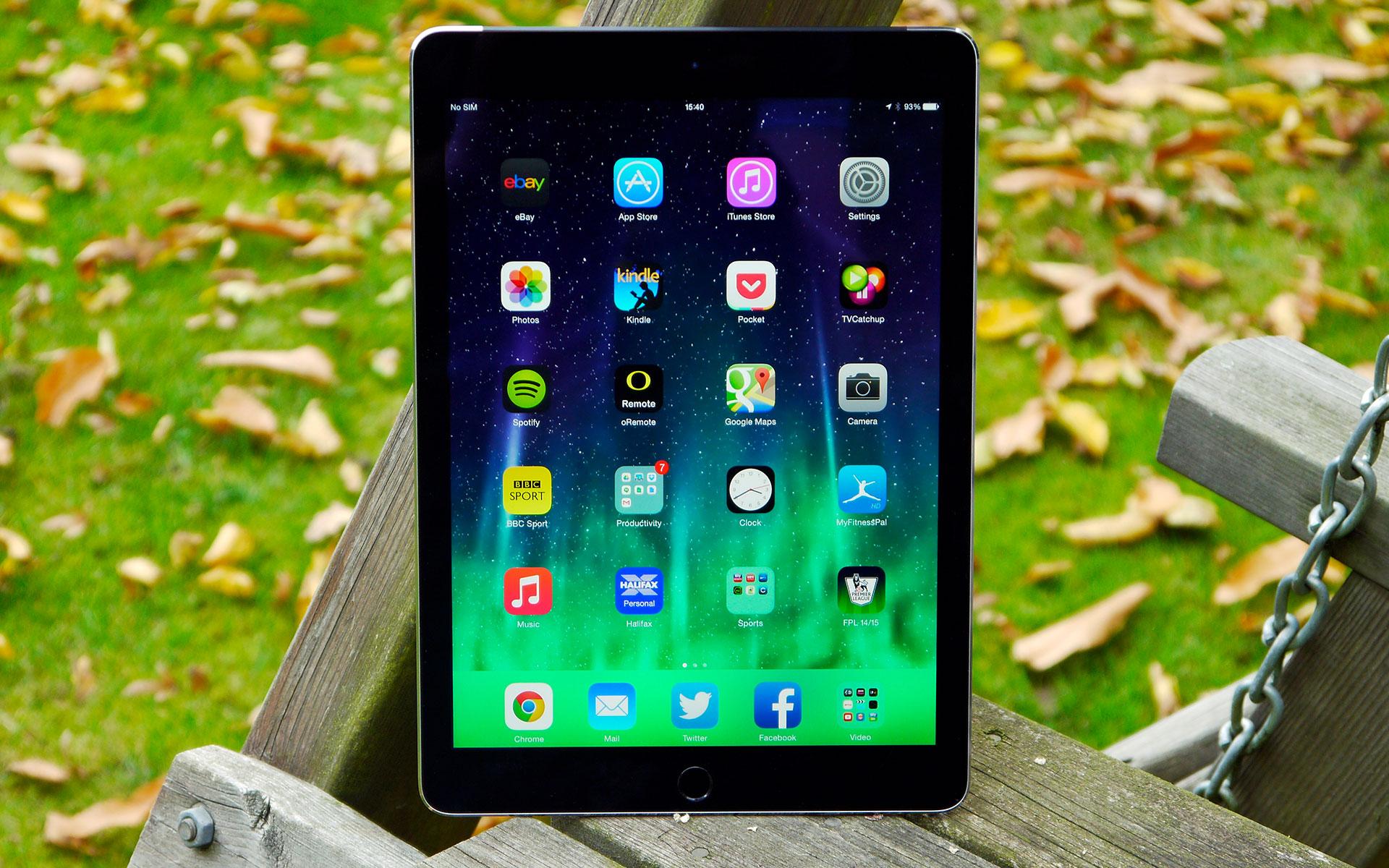 iPad air пятого поколения от apple