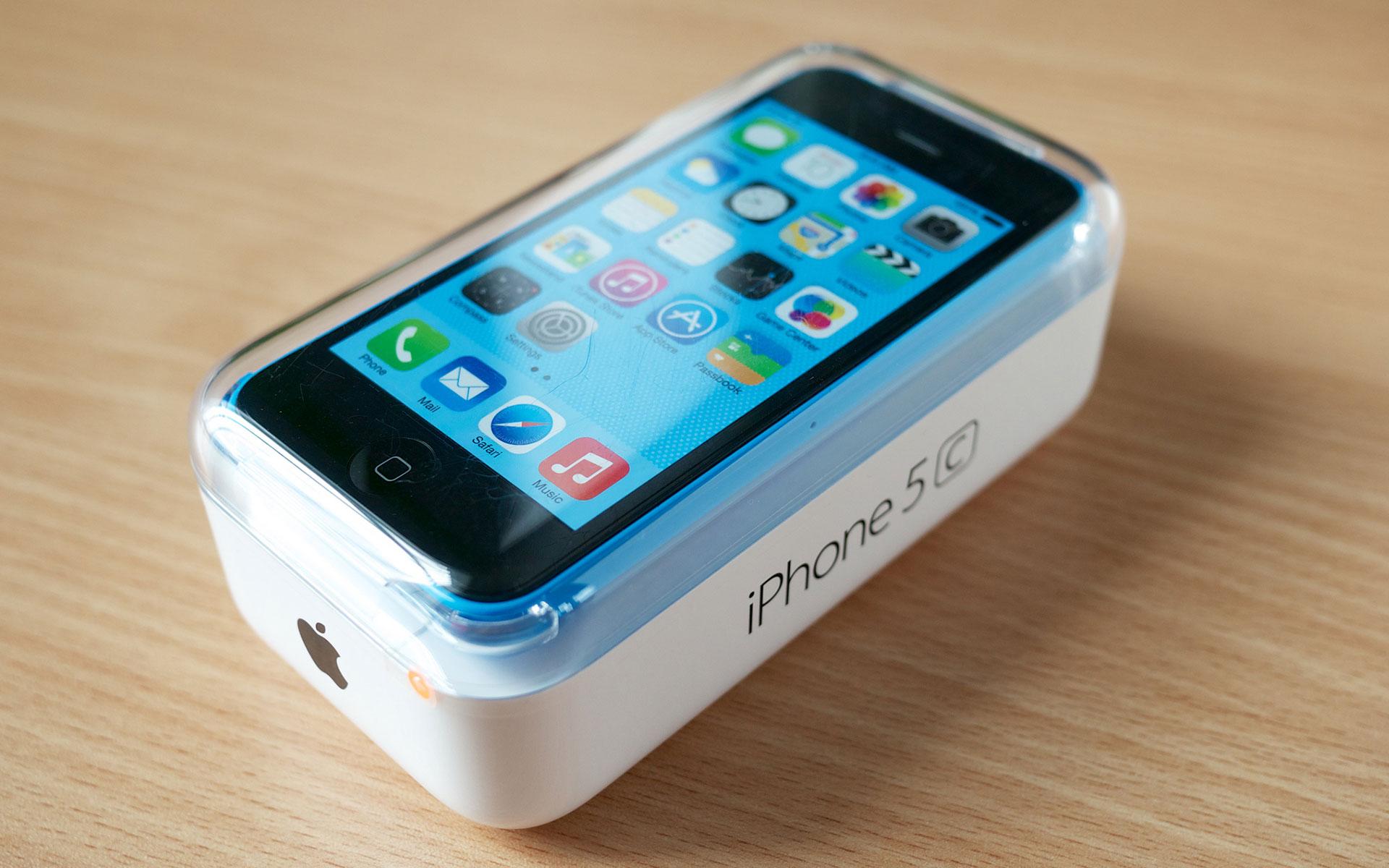 Действительно ли iPhone 5S, iPhone 5C – названия iPhone'ов следующего поколения?