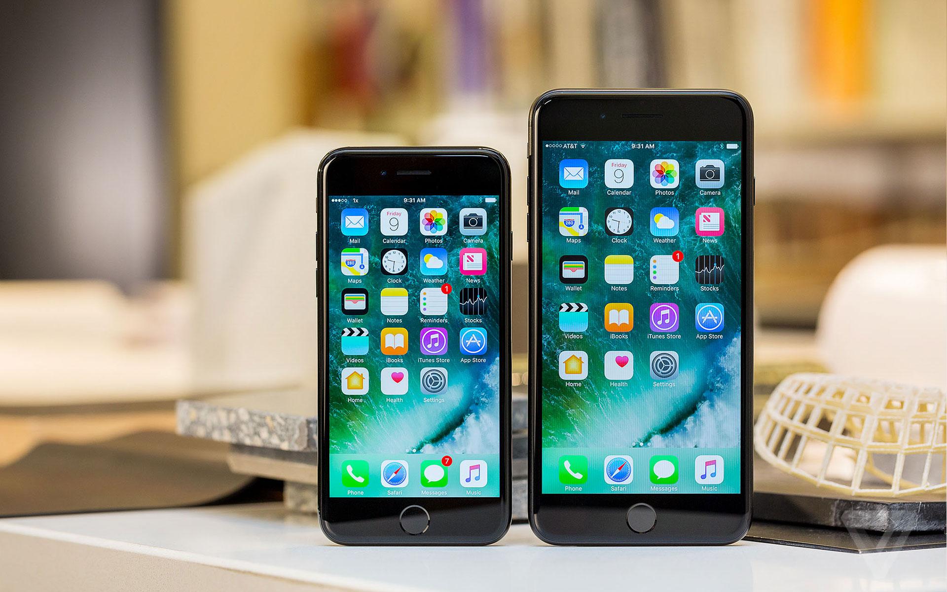 Обзор iPhone 7 и iPhone 7 Plus