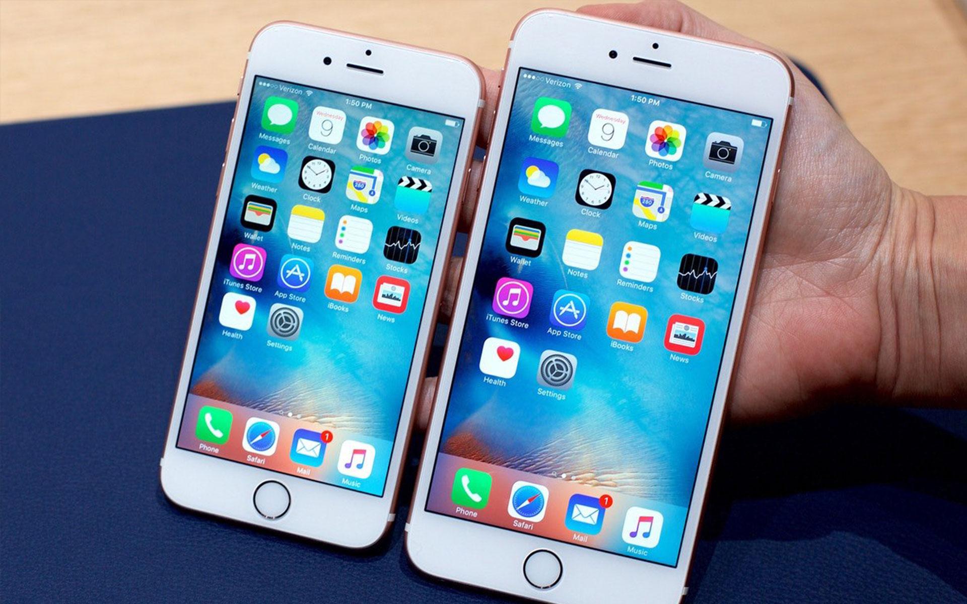 Обзор iPhone 6s и 6s Plus с технологией 3D Touch