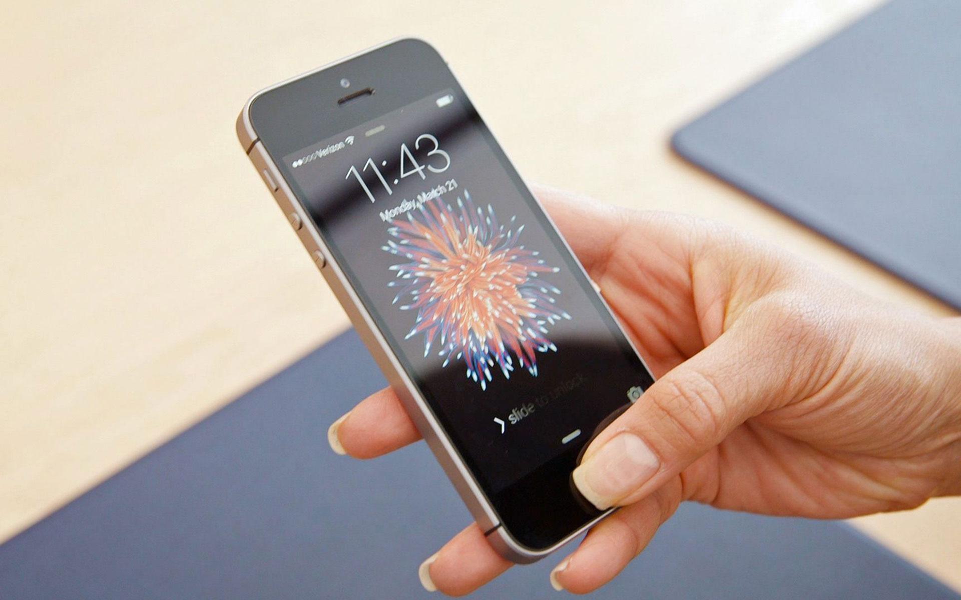 Обзор на 4-х дюймовый iPhone SE от Apple