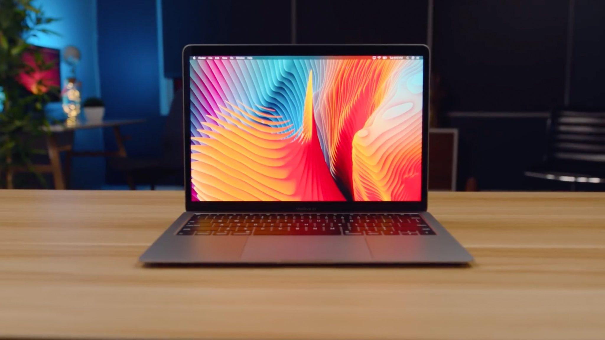 Обзор Macbook Air 2018