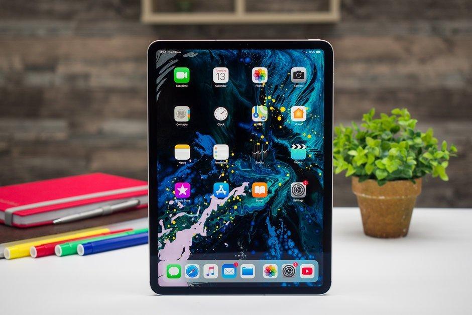 Обзор 12.9 дюймового iPad Pro