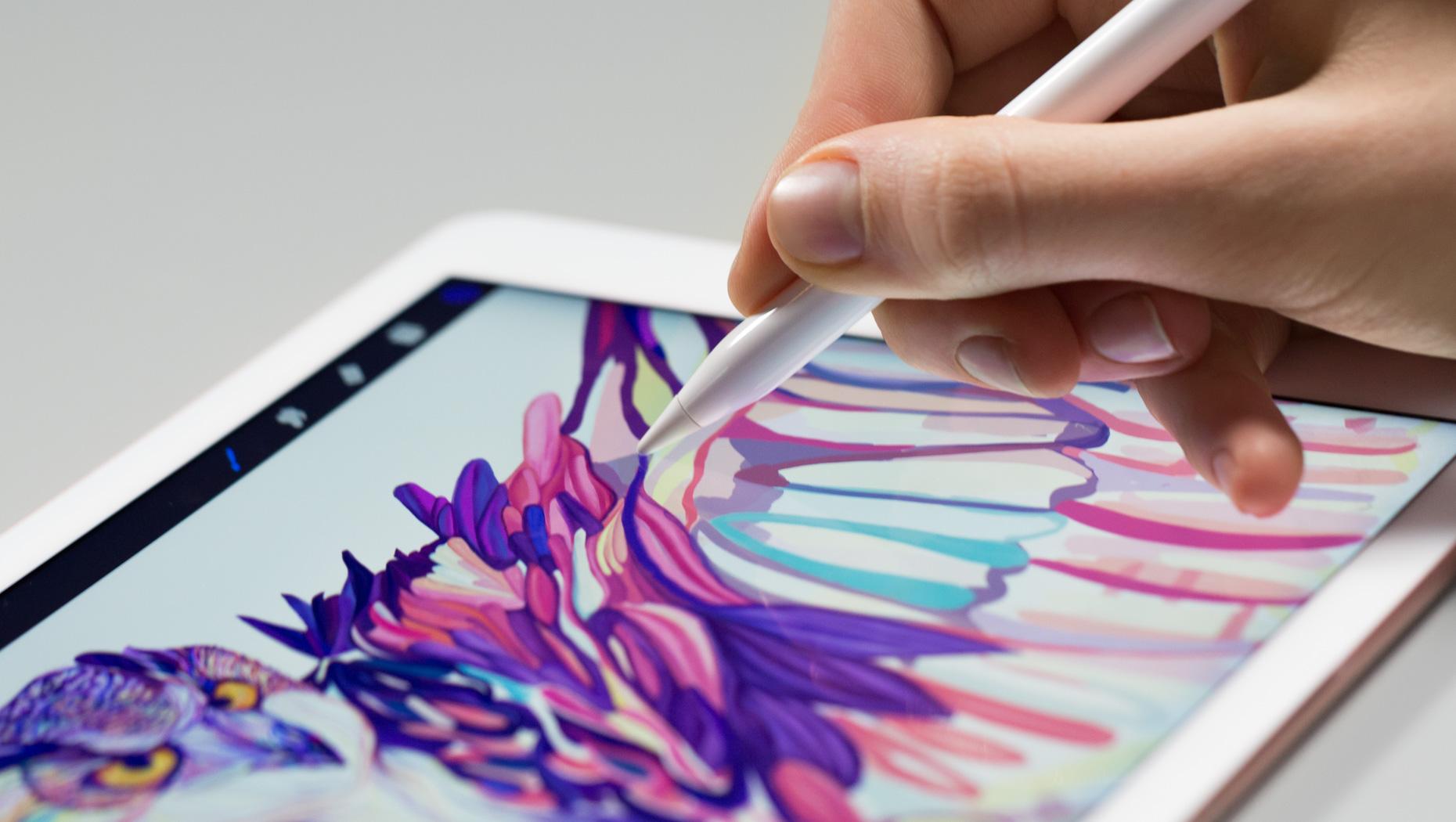 Обзор Apple pencil 2