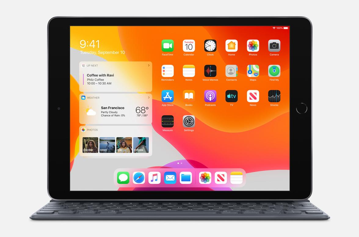 iPad New 2019